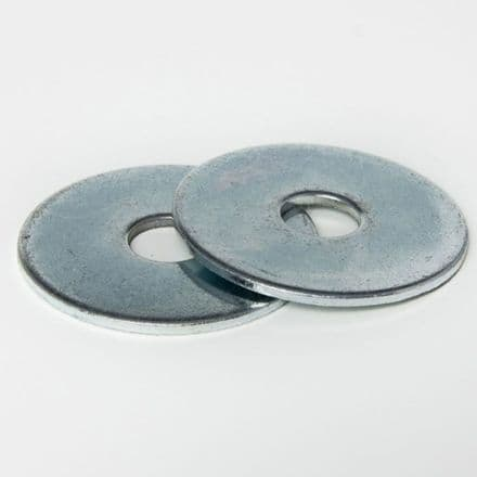 Stainless Steel Penny Washer 10x1 M10 Pack of 100